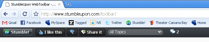 final-bookmarks bar