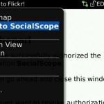 Send to SocialScope